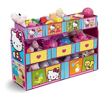 Hello Kitty Storage Bin For Toys!