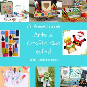 8 Awesome Kids Arts And Crafts Gifts!