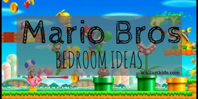 mario bros bedroom ideas