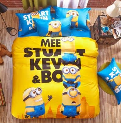 Minions Bedroom Ideas For Kids!