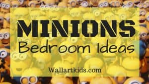 minions bedroom ideas