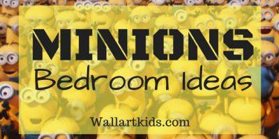 minions bedroom ideas
