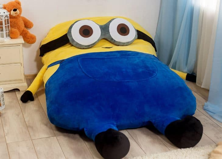 minions bean bag chair