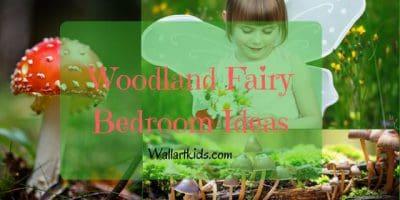 woodland fairy bedroom ideas