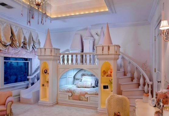 amazing princess room