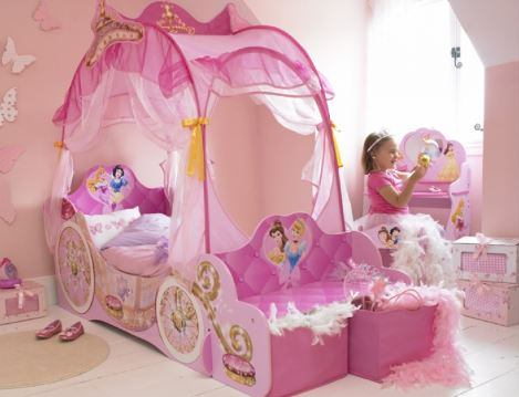 disney princess room