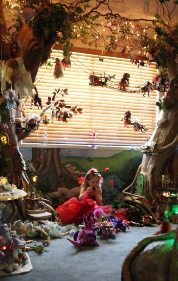 Fairy Themed Bedroom Decorations: Woodland Fairy Bedroom Ideas!