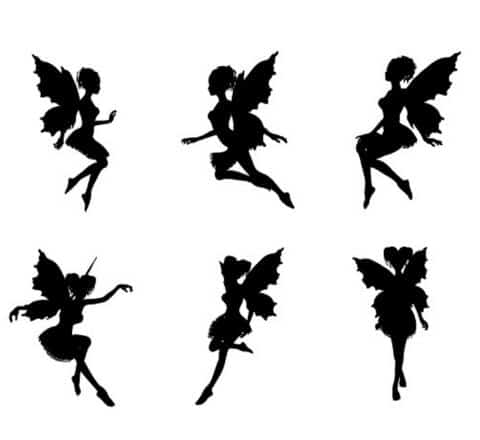 fairy decals!