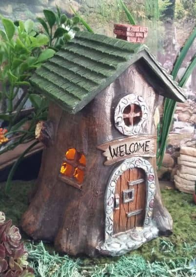 fairy house decor!