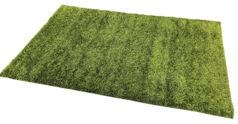 Rug that's like grass, perfect fairy bedroom rug.
