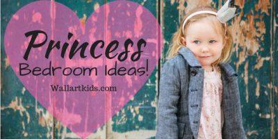 princess bedroom ideas for girls