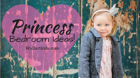 princess bedroom ideas for girls