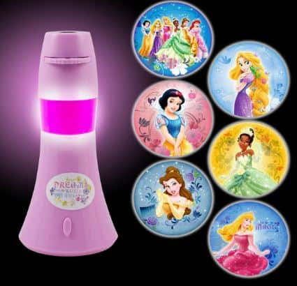 princess projection light