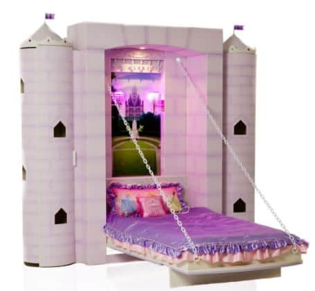 princess pull out bed
