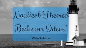 nautical themed bedroom ideas
