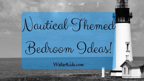 nautical themed bedroom ideas