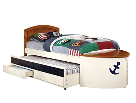 boat themed bed