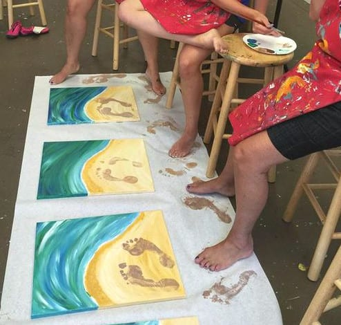 craft beach ideas for fun.