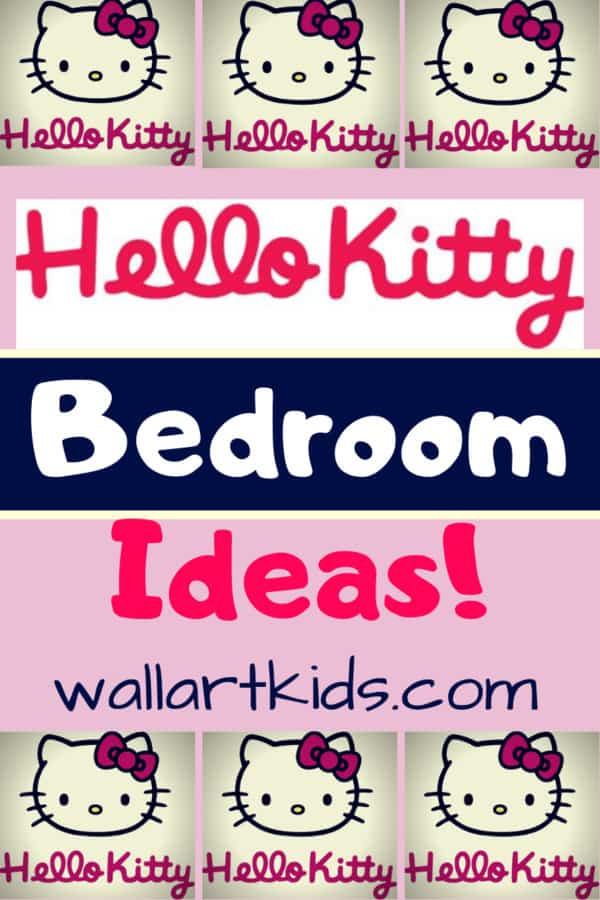 Hello Kitty Bedroom Ideas For Kids